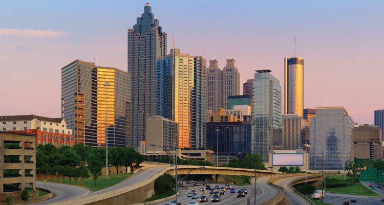 Atlanta, Georgia: Capital of New South Beckons Visitors with Old-Fashioned Charm