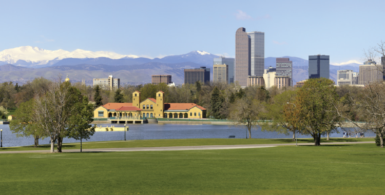 Denver, Colorado: Gateway to the Colorado Rocky Mountains