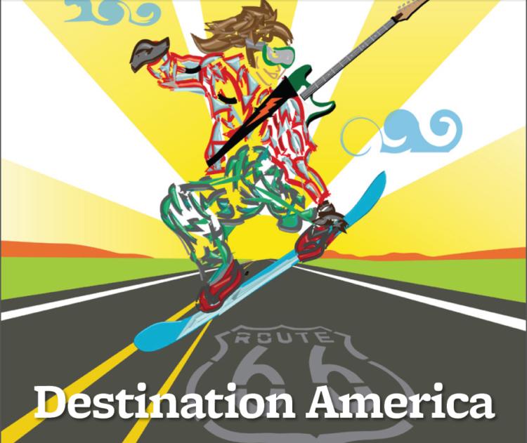 EJ|USA: Destino: Estados Unidos de América