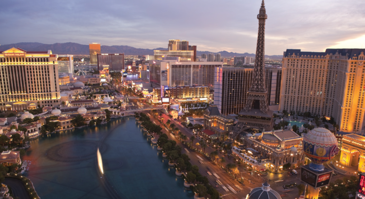 Las Vegas, Nevada: An Entertainment Economy Lights Up the Desert