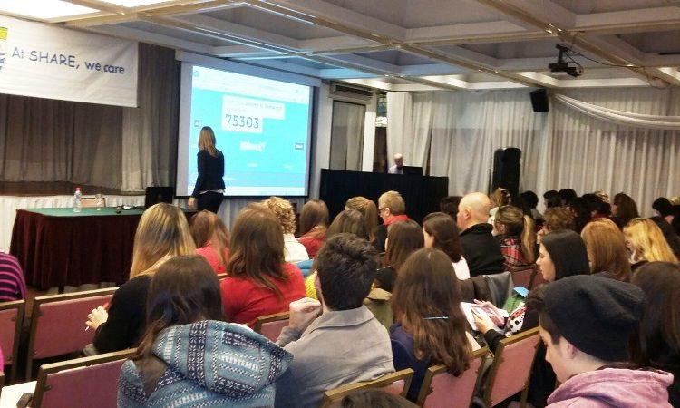 Tylie Cramer, Becaria para Programas de inglés en la convención SHARE 2016