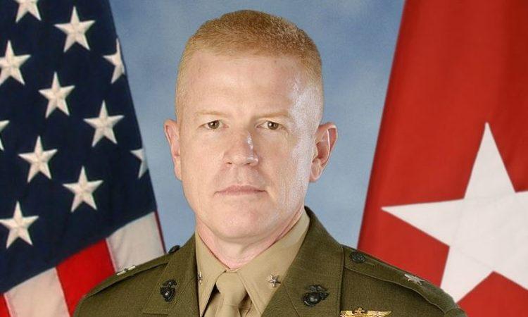 Brigadier General Rock