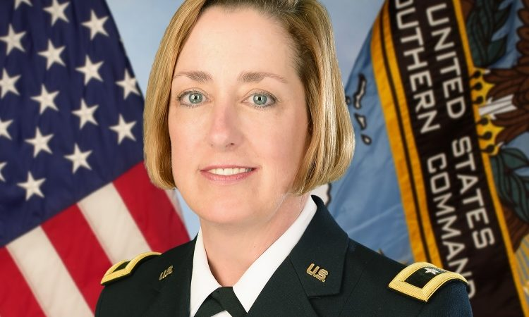 Brigadier General Kate Leahy
