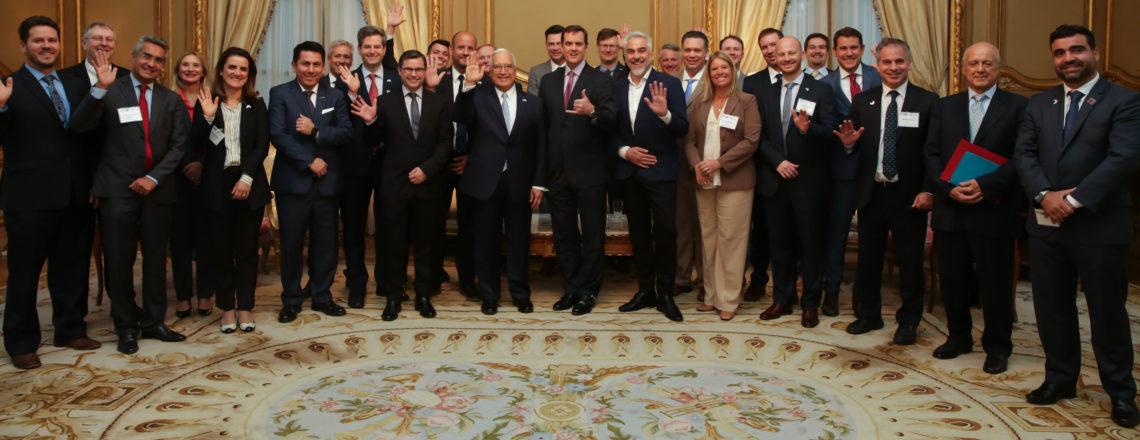 Estados Unidos y Argentina fortalecen sus lazos comerciales