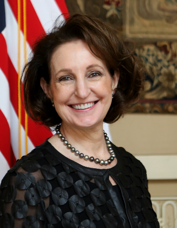 Photo of Chargé d'affaires MaryKay Carlson