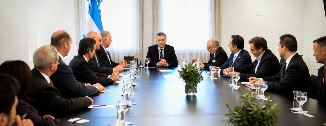 Delegación del Congreso de EEUU visita la Argentina