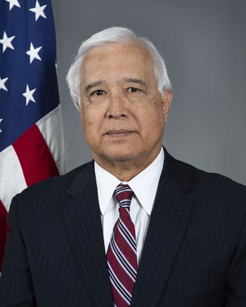 Photo of Ambassador Edward C. Prado