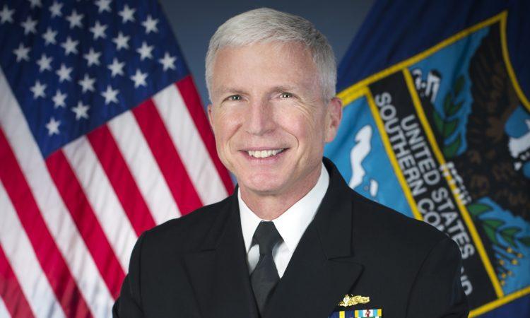 Almirante Craig S. Faller