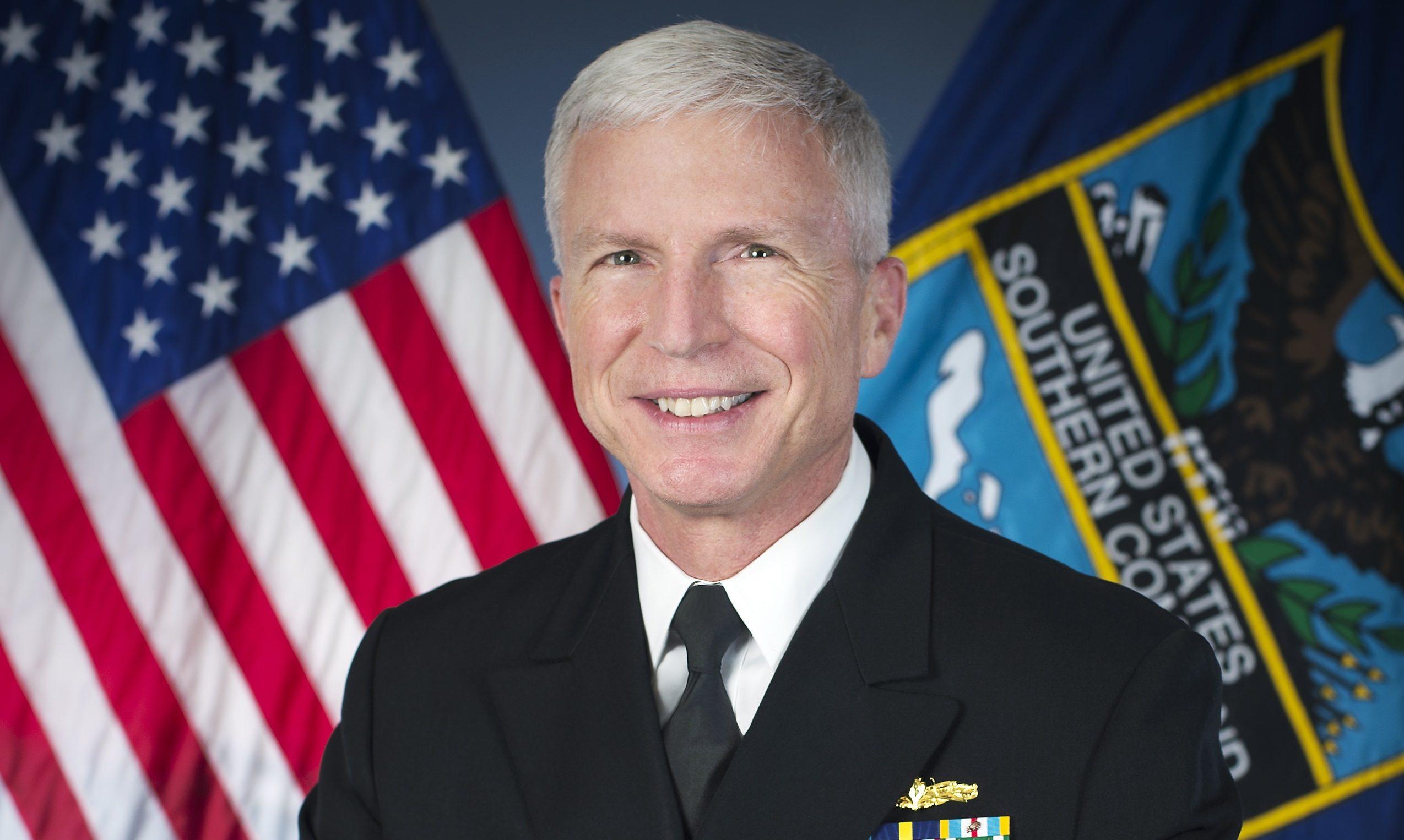 Visita del almirante Craig S. Faller | Embajada de los Estados Unidos en  Argentina
