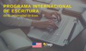 Programa Internacional de Escritura de la Universidad de Iowa