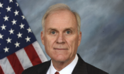 United States Secretary of the Navy, Richard V. Spencer