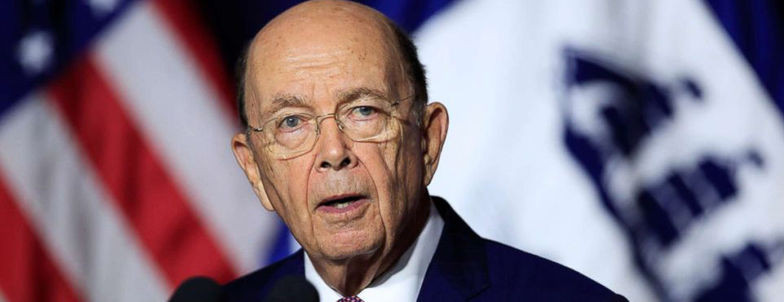 Secretary of Commerce Wilbur Ross visits Argentina to Reinforce Commercial Ties