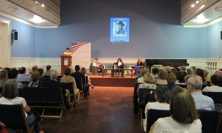 Participantes (foto: embajada EEUU)
