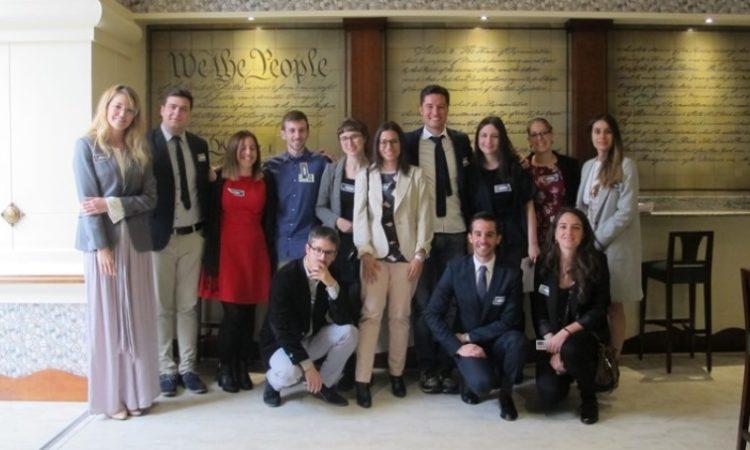 Participantes (foto: Embajada EE.UU.)