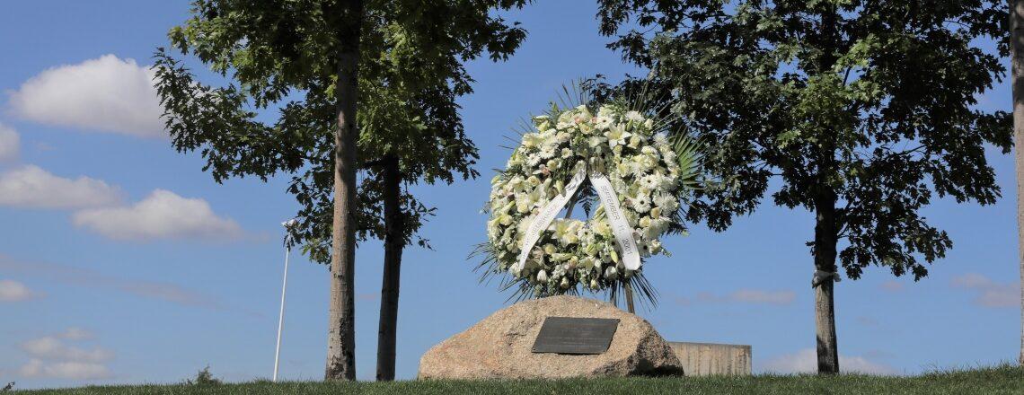 La Embajada conmemora el 20º aniversario de los atentados del 11S