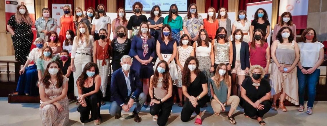 47 mujeres emprendedoras completan la Academy for Women Entrepreneurs (AWE)