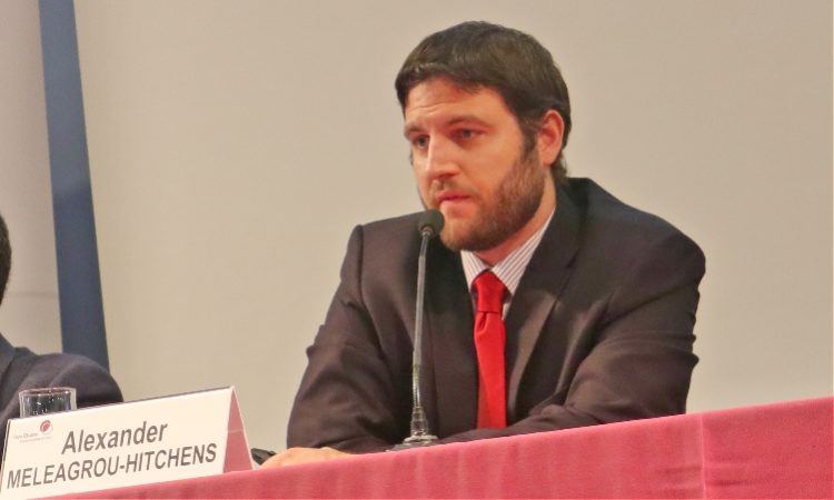 Dr. Alexander Meleagrou-Hitchens