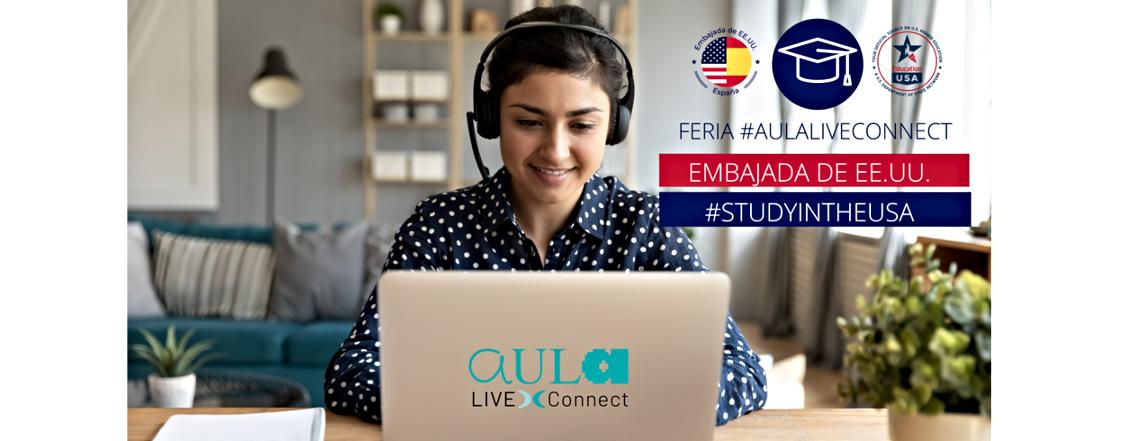 Aula Live Connect Education Fair