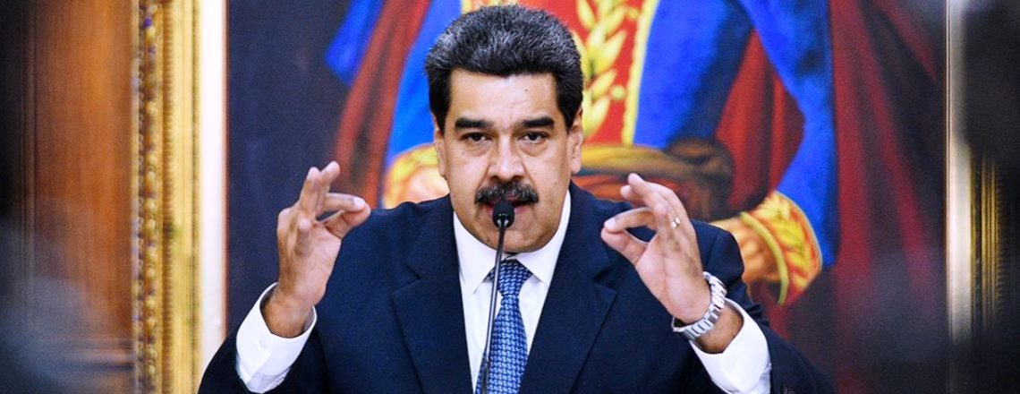 U.S. Tightens Sanctions on Maduro, Citing His 'Usurpation of Power'