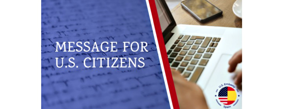 July 4th Voting Message for U.S. Citizens