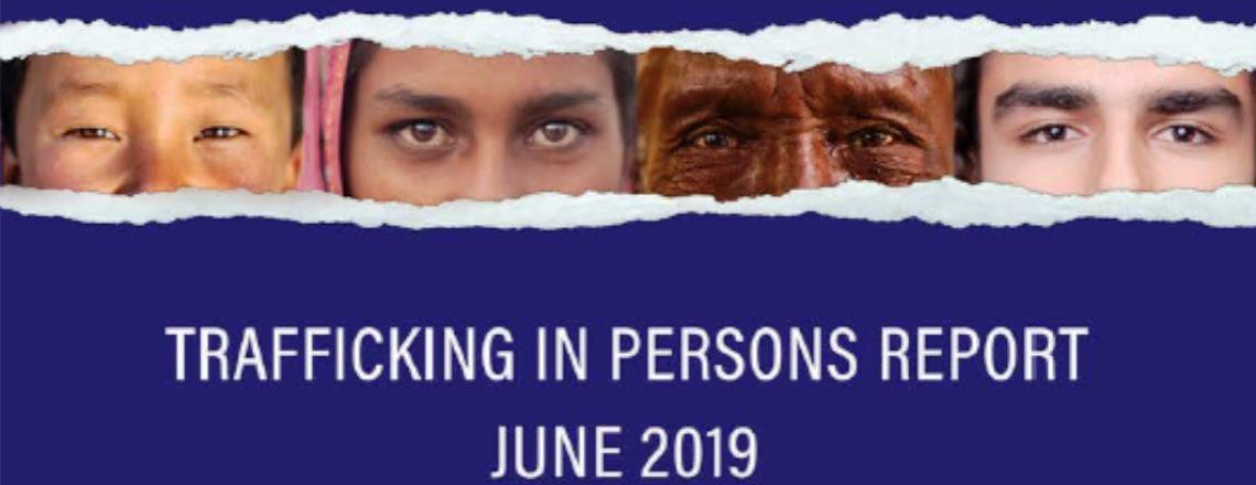 Presentación del Informe sobre Trata de Personas 2019