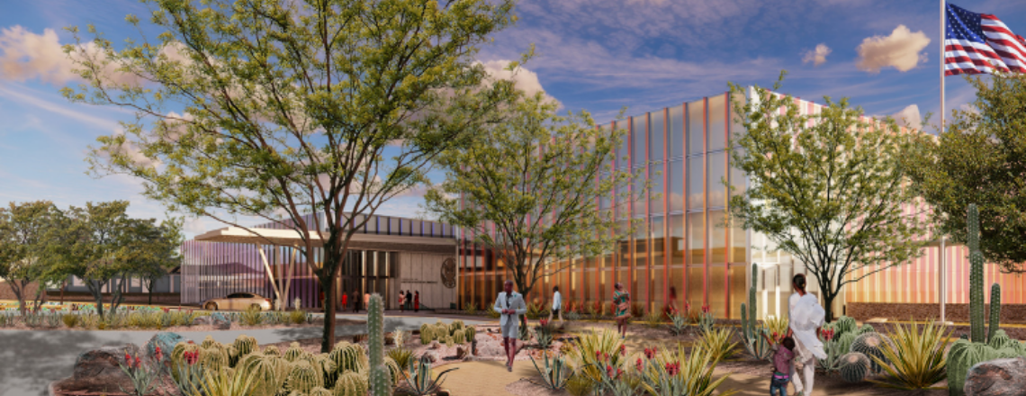 New State-of-the-Art U.S. Consulate General Construction Announcement