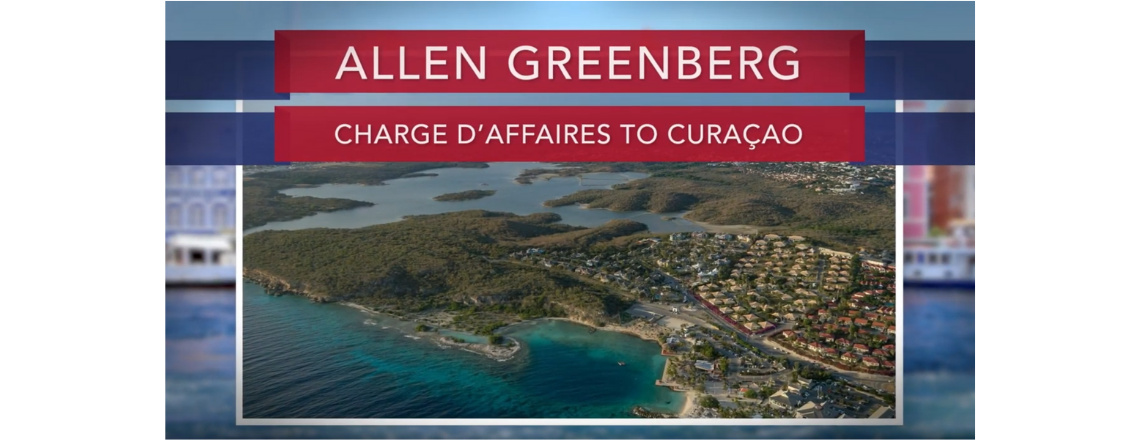 Meet Consul General Allen Greenberg
