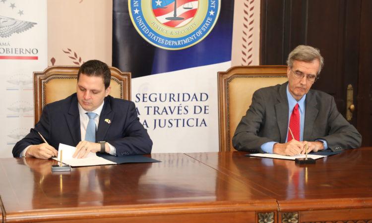 Estados Unidos Panamá acuerdo seguridad penintenciario