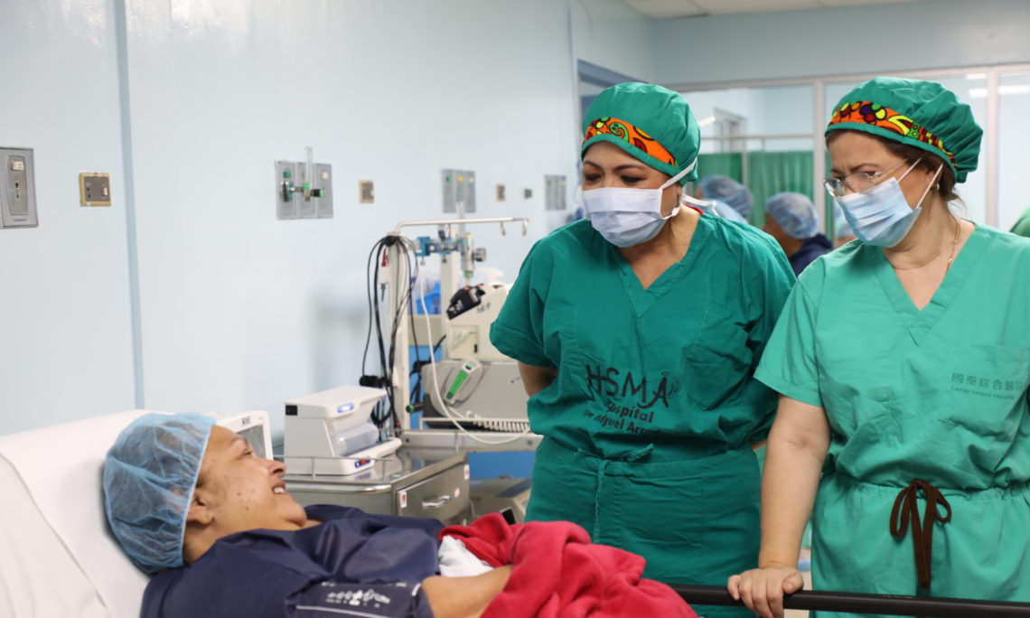 Military medical mission