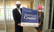 American Center firma de MOU Ciudad del Saber