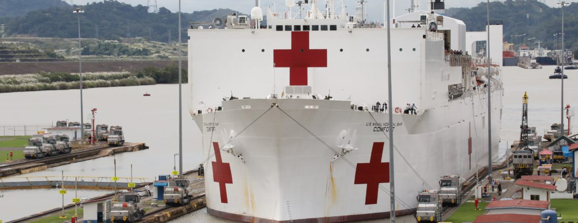 USNS Comfort Brings Medical Assistance to Panama