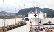 USNS Comfort Panama