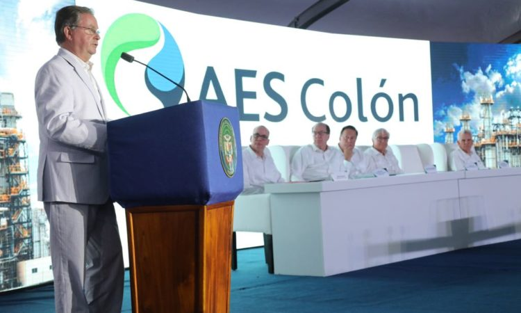 Assistant Secretary for Fossil Energy on AES Colon Natural Gas Power Plant Inauguration