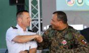 EE.UU. y Panamá HandShake