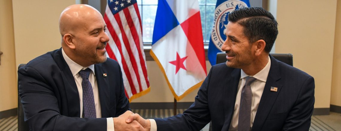 U.S. and Panama Sign a Letter of Intent to Increase Security Cooperation