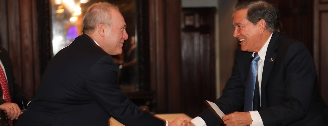 U.S. Congressional Delegation Travels to Panama