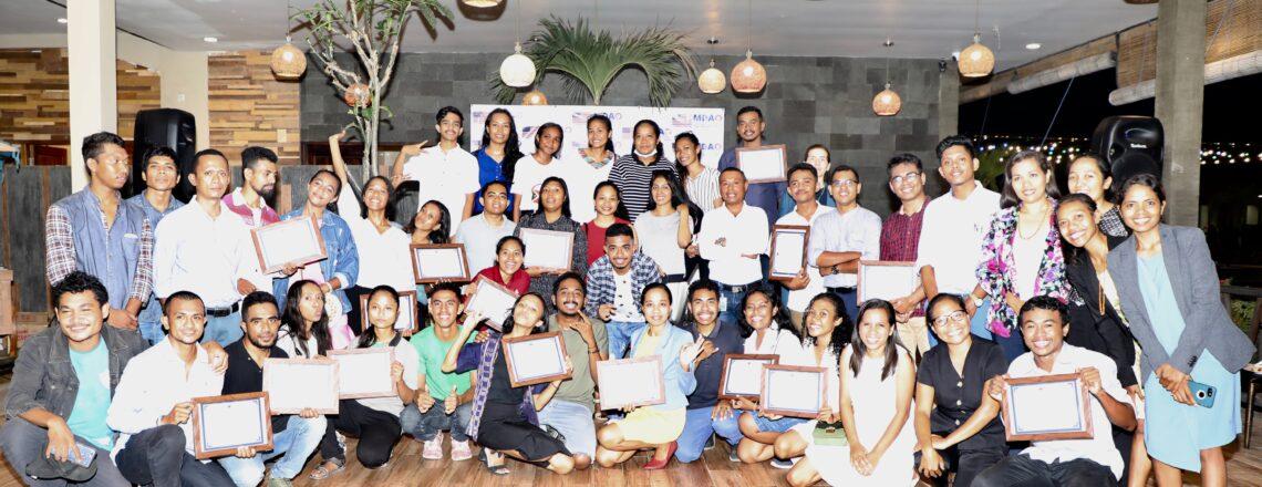 U.S. Embassy Dili Builds Youth Leadership Skills Through Mentorship Program