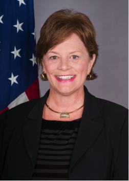 Photo of Ambassador Kathleen M. Fitzpatrick