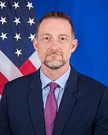 Photo of Ambassador C. Kevin Blackstone