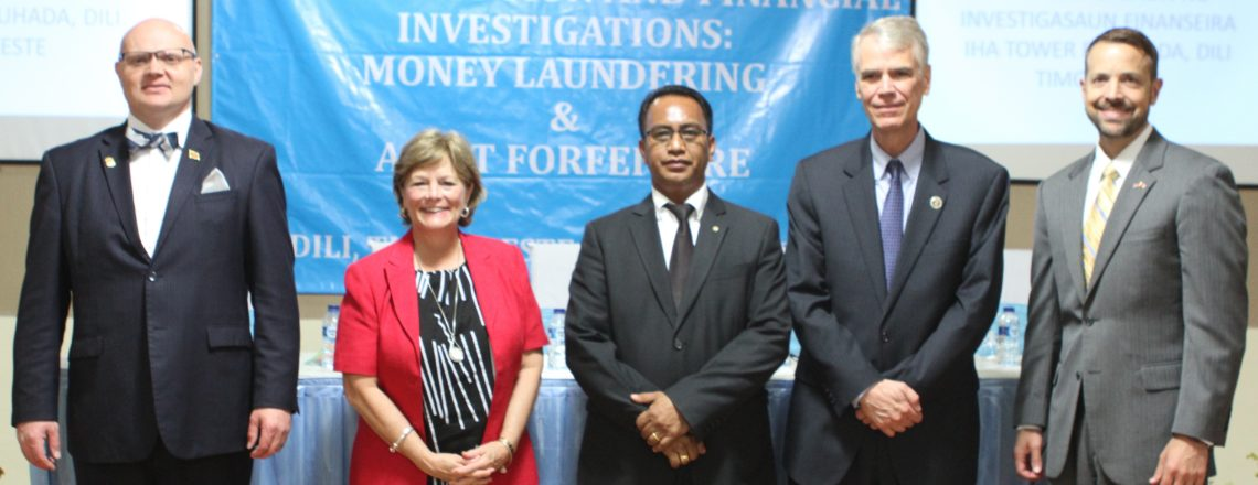Anti-Corruption and Financial Investigations Conference