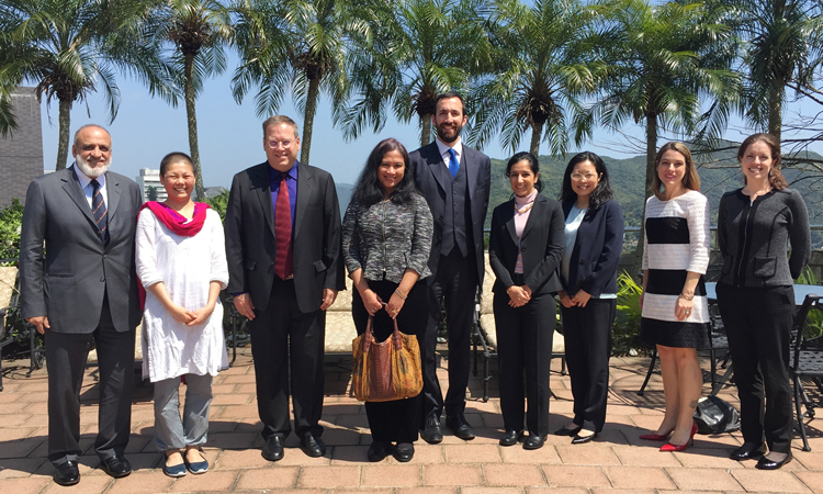 CG Tong Meets with Ethnic Minority Rights Advocates (State Dept.)