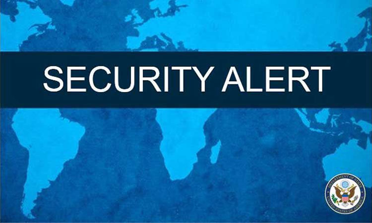 Security Alert (State Dept.)