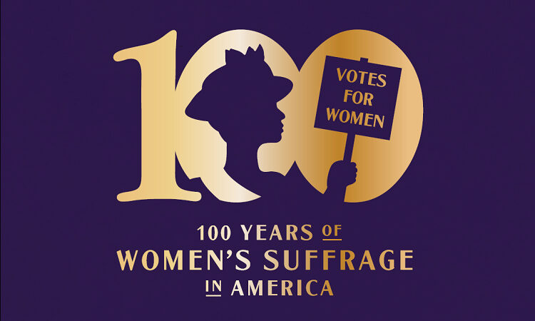 100 years of women's suffrage in America