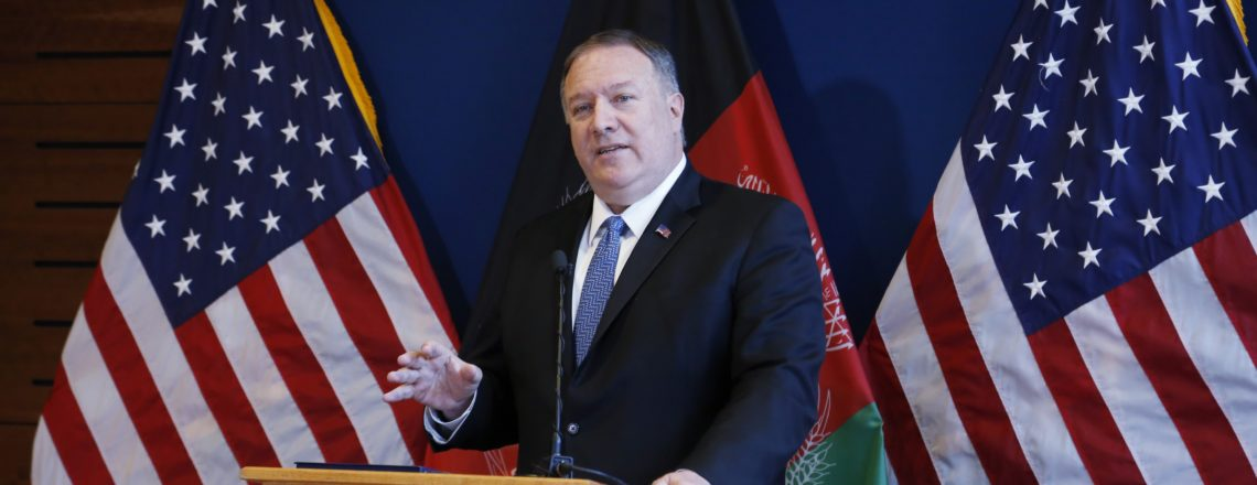 Remarks to Press in Kabul by Secretary of State Michael R. Pompeo