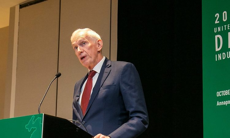 Remarks by AIT Chairman James Moriarty at U.S.-Taiwan Defense Industry Conference