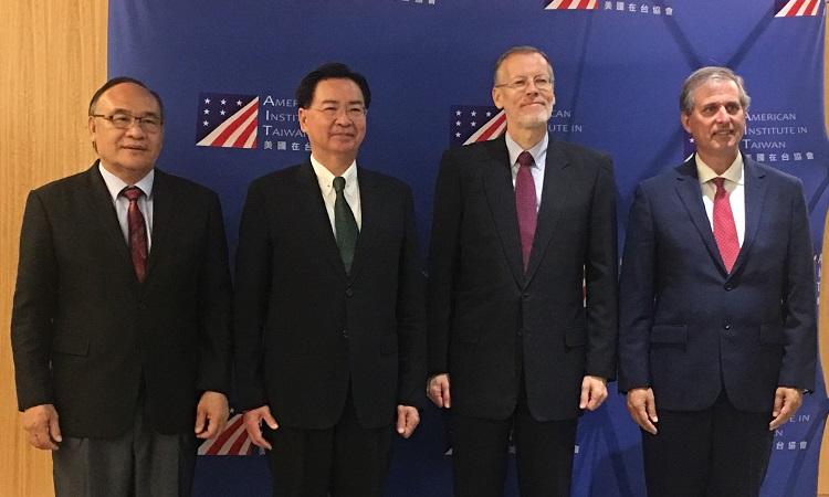 U.S.-Taiwan Democratic Governance Consultations