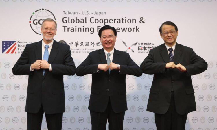U.S.-Taiwan-Japan GCTF