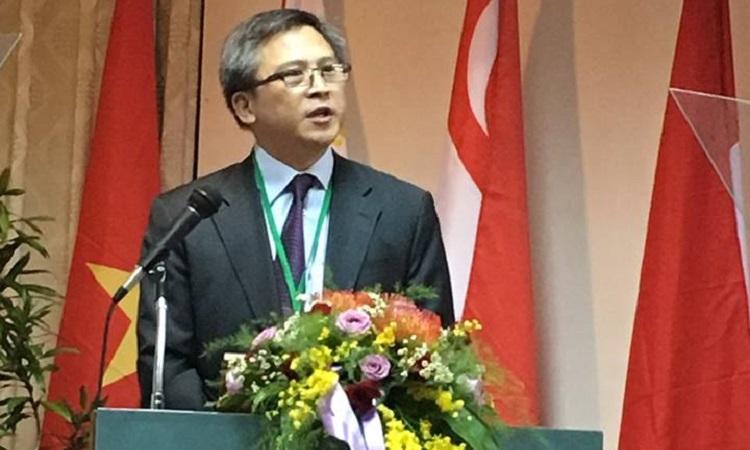 美國在台協會處長梅健華 「2016年台灣的東南亞區域研究年度研討會」致詞