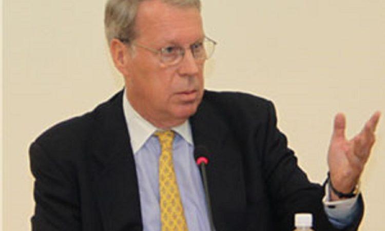 美國在台協會主席薄瑞光 (Photo: 美國在台協會主席薄瑞光)