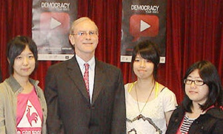 AIT Announces Taiwan Finalists for Democracy Video Challenge (Photo: AIT)